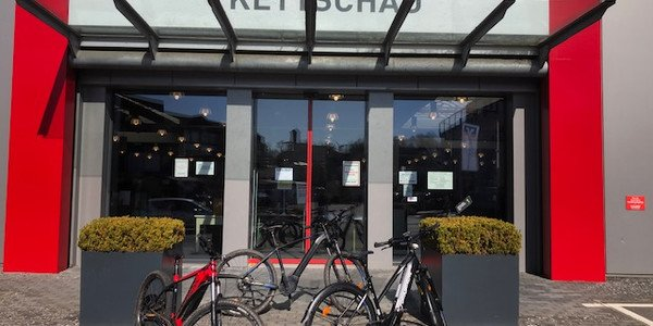 Bikeverleih INTERSPORT Kettschau Frankenberg